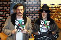 Barratt, Julian and Noel Fielding