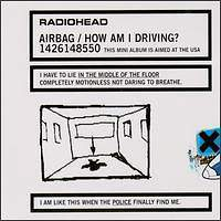 Airbag - How Am I Driving?