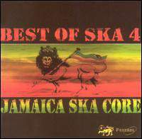 Jamaica Ska Core - Best Of Ska Vol 1