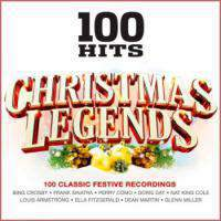 100 Hits Christmas Legends (Disc 1)