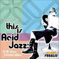 The Very Best of This is Acid Jazz CD2