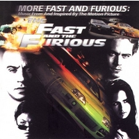 The Fast and the Furious ( More Fast and The Furious )