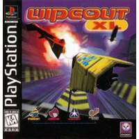 Wipeout XL OST