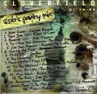 Rob's Party Mix (Cloverfield Soundtrack)