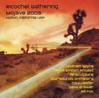 Ricochet Gathering Mojave Cd1