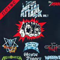 Metal Attack Vol.1