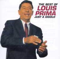 The Best Of Louis Prima Just a Gigolo (1996 EMI)