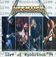 Live At Woodstock '94