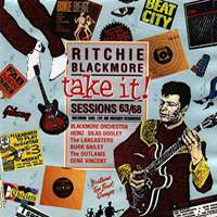 Ritchie Blackmore - (1998) Take It Sessions 65-68