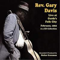 Live At Gerde's Folk City Cd1