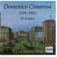 32 Sonatas For The Pianoforte (Roberte Mamou; Piano)