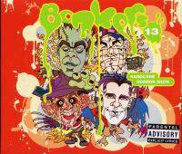 Bonkers 13 Hardcore Horror Show CD1 Hixxy's Old Skool Killa Kuts