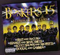 Bonkers 15 - Legends of the Core CD4
