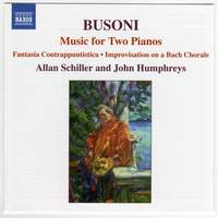 Music For Two Pianos (Allan Schiller And John Humphreys)