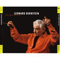 The Legend Lives On - Cd 2 (Ludwig Van Beethoven; Johannes Brahms) (Leonardo Bernstein; Boston Symphony Orchestra)