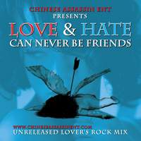 Love and Hate Can Never Be Freinds (Cd 1)