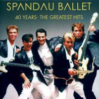 40 Years - The Greatest Hits Cd1