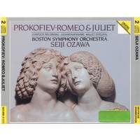 Romeo And Juliet - Boston Symphony Orchestra (Cd 1)