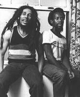 Bob Marley and Peter Tosh
